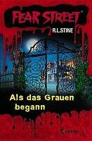 Fear Street. Als das Grauen begann: Sammelband von Stine... | Buch | Zustand gut