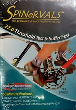 Spinervals Cycling Dvd 27.0 Threshold Test & Suffer Fest
