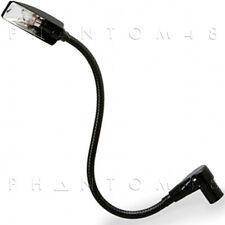 Hosa Technology LTE-297XLR4 4-Pin XLR Male Mixer/Rack Console Gooseneck Lamp NEW