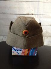 Army Military Hat German Vintage <R19138