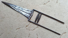 Antique 19 cen Indian Armour Piercing Katar Knife Blade