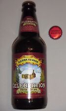 2015 Sierra Nevada Celebration IPA - Empty 12oz Beer Bottle LIMITED California