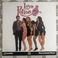 Love Potion #9 - LaserDisc
