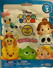 DISNEY TSUM TSUM Squish Dee Lish Series 3 Mystery Pack Squishies You Pick