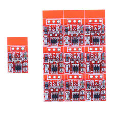 10X TTP223 Touch Key Module Capacitive Settable Self-lock/No-lock Switch Board