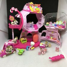 MY LITTLE PONY Ponyville SWEETIE BELLE'S GUMBALL HOUSE Playset +accessories 2008