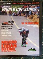 Igsa Street Luge Downhill Skateboarding World Cup Series Program 2009 & 2010