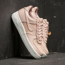 Nike AF1 Air Force 1 '07 LX Lux Beige White Leather Trainers Men Women UK 6 6.5