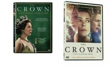 The Crown: The Complete Season 3 & 4 (DVD, 7-Discs) Fast Shipping New & Sealed