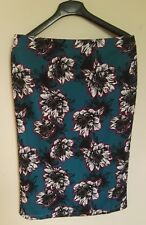 Damned Delux Peony Floral Skirt - Matching Top Available - Size 10
