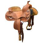 "New! 16"" Scott Thomas Custom Reining Saddle Code: STSRN40016"