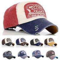 Unisex Men Women Adjustable Baseball Golf Trucker Cap Sport Snapback Hip-hop Hat