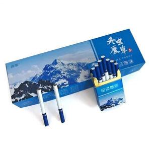 New Ice Mint Flavor Tea Smoke Chinese Herbal Tea Health Benefits Men Accessories