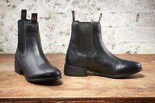 Dublin Elevation Childs Jodhpur Boots Black