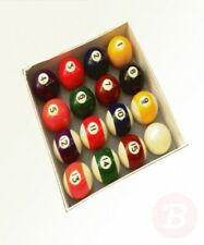 Homegames Spots and Stripes Pool Table Ball Set UK 2` Competition