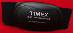 New Timex T5K444 Global Trainer GPS Bodylink Heart Rate Monitor HRM Chest Strap