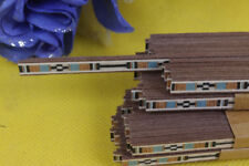 25 Strip Guitar Luthier Supply Purfling Binding Marquetry Inlay 640x6x1mm