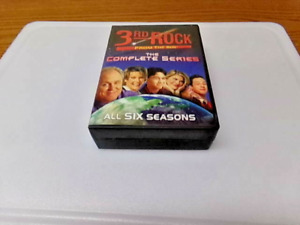 3rd Rock From The Sun: The Complete Series (DVD) - ALL 6 SEASONS - 139 EPISODES