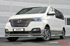 FRP Front Lip Style Body kit Parts Unpainted For Hyundai H-1 2018MY~
