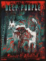 DEEP PURPLE 1998 / 1999 MOMENTS OF ABANDON TOUR CONCERT PROGRAM BOOK / NMT 2 MNT