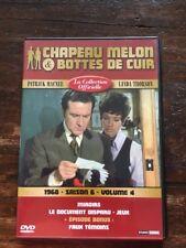 CHAPEAU MELON ET BOTTES DE CUIR - 1968 - SAISON 6 - VOLUME 4