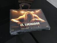 Il Wrestler DVD Mickey Rourke Sigillata Nuovo