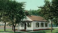 Circa 1910 Peter's School House, Normandy Farm, Gwynedd Valley, PA Postcard P10