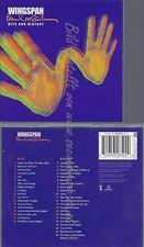 CD--PAUL MCCARTNEY UND THE WINGS--WINGSPAN -HITS & HISTORY-
