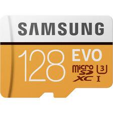 Samsung Evo Plus MB-MC128GA 128 GB Class 10 MicroSD Card with Adapter
