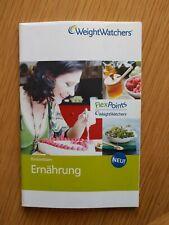 Weight Watchers FlexPoints Ernährung Points-Liste