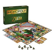 Nintendo The Legend of Zelda Monopoly