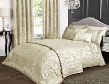 Luxury Charleston Cream Jacquard Bed Linen Collection (sold separately) Kliving