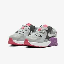 New Adorable Nike Air Max Excee Toddler Girls Athletic shoes Size 8T