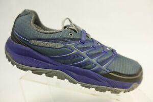 MERRELL Bare Access Grey Sz 8.5 M Women Barefoot Running Shoes