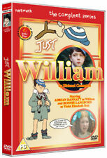 JUST WILLIAM the complete series 1 & 2. Bonnie Langford. 4 discs. New sealed DVD