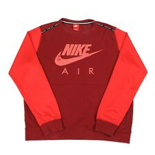 Vintage NIKE AIR Spell Out Sweatshirt | Jumper Sweater Crew Retro Top 90s