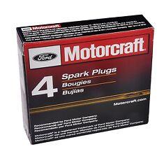 SET OF 4 MOTORCRAFT PLUGS SP405 AGSF22FM1