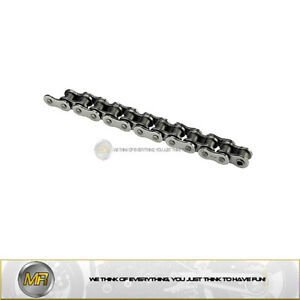 TRIUMPH TIGER 800 FROM 2010 TO 2014 CHAIN RDG 525 - 122 LINKS STEEL COLOR
