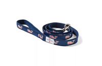 vineyard vines® for Target Pink Whale Dog Leash - 5ft Length - Navy - *SOLD OUT*
