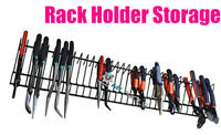 Plier Organizer Rack Tool Box Storage and Organization Holder Store 30 inch Long