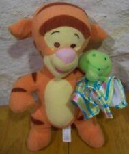 Winnie the Pooh BABY TIGGER RATTLE Plush Stuffed Animal