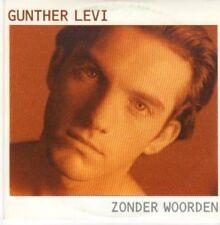 (BG502) Gunther Levi, Zonder Woorden - 1996 CD