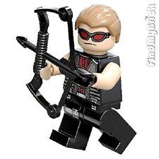 BM016 NEW Lego Super Heroes Marvel Avengers Hawkeye Minifigure 6868 6867 - NEW