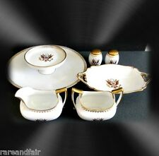 T and V Limoges with seal of the United States and gold stenciling - FREE SHIP