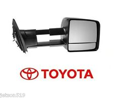 Toyota Tundra Towing Mirror RIGHT Genuine OE OEM