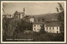TORINO CAVAGNOLO 01  SCUOLE Cartolina FOTOGRAFICA