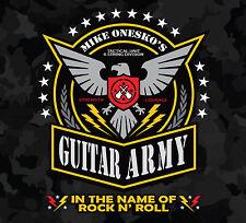 MIKE ONESKO'S GUITAR ARMY - In The Name Of Rock N' Roll (KILLER GUITAR ROCKER)