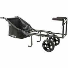 MAP X2 match fishing barrow with  carry case