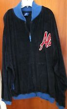 MUHAMMAD ALI throwback jacket 3XL Greatest zipper-down Fubu XXXL embroidery