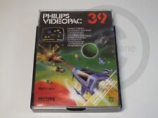 PHILIPS G7000 GAME Videopac 39 Freedom Fighters OVP, used but GOOD